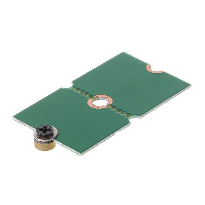 M.2 NGFF NVMe M B Key SSD 2242 2260 To 2280 Length Extension Adapter Brackets SSD Soild Hard Disk Converter Frame LX9A