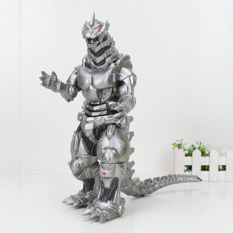 Big Size 30cm NECA figure pacific rim Sliver Kaiju dinosaur Action Figure Movable doll Model Toys