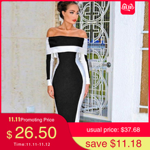 Celebrity Dress Bandage Clubwear