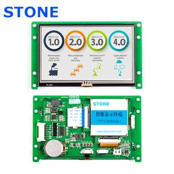 480*272 4.3 inch TFT LCD digital display