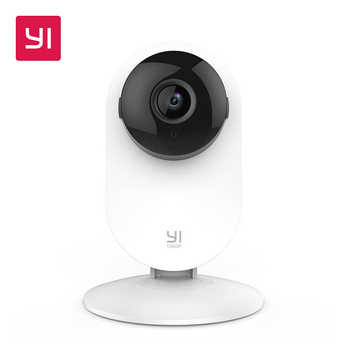 Yi casa câmera 1080p ip sem fio wi fi sistema de vigilância segurança monitor do bebê visão noturna nuvem versão internacional (eua/ue)