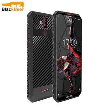 "OUKITEL K13Pro K13 Pro Android 9.0 Smartphone 6.41"" 4G LTE Mobile Phone 4GB 64G ROM MT6762 11000mAh 5V/6A Quick Charge Cellphone - DISCOUNT ITEM  33 OFF Cellphones & Telecommunications"
