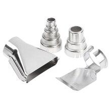 1pc Nozzles Electric Kit Heat Air Nozzles Large diameter  Flat head Nozzes
