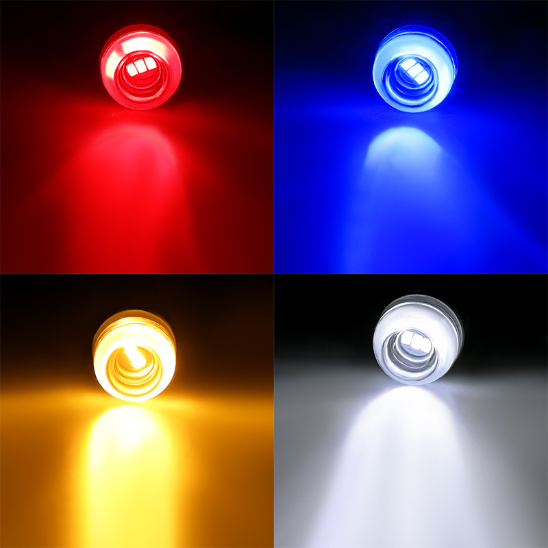 DIODO CHIP LED 3W ROSSO RED A 2 PIN