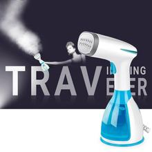 New 280ml Handheld Fabric Steamer 15 Seconds Fast Heat 1500W Powerful Garment Steamer For Home Travel Portable Steam Iron handheld steamer kitfort кт 916 handheld steamer for clothes steam generator for home steam cleaner home appliances steamer vertical