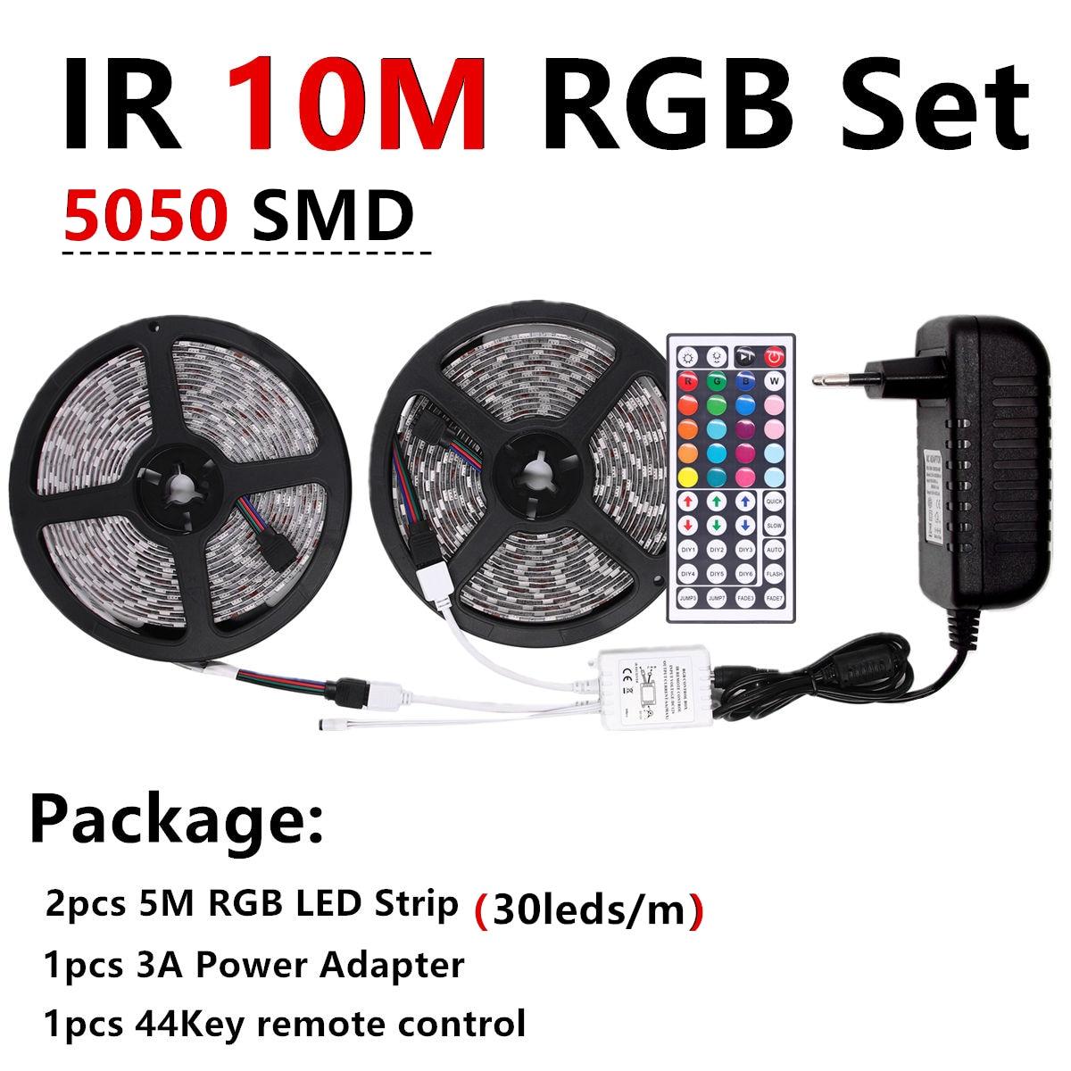 5050 LED 10M IR Set