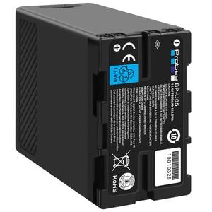 Image 4 - 2pcs BP U65 BP U60 BP U90 Batteria USB + D tap Per Sony PMW EX1 PMW EX1R PMW EX3 PMW f3 PMW F3K PMW F3L PXW FS5 FS7 EX280 BP U30