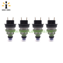 CHKK-CHKK 0280150661 195500-2160 15710-60B50 fuel injector for Chevrolet&Suzuki Metro / Swift 1.0L 1.3L chkk chkk car accessory 195500 4430 n3h1 13 250a fuel injector for mazda rx 8 1 3l l4 2004 2008