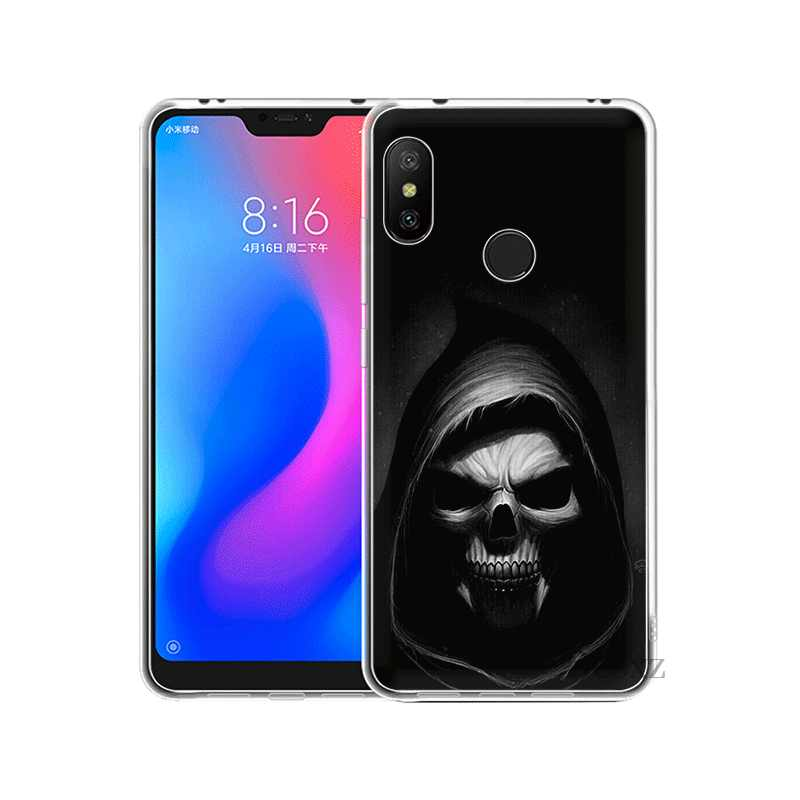 Étui de téléphone portable pour Redmi 3S 3 4 6 4A 4X 5A 7 7A K20 GO Pro Plus coque rigide