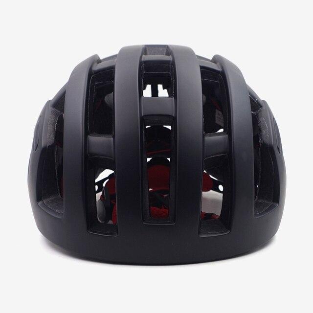Rnox ultraleve ciclismo capacete mtb capacete à prova de chuva cidade estrada mountain bike capacete para as mulheres dos homens de corrida de reposição equipamentos 2