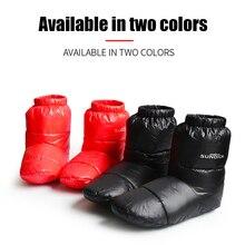 1 пара флисовых тепловых чехлов для обуви, ультра-светильник для катания на лыжах, уличная зимняя водонепроницаемая теплая обувь, аксессуар...