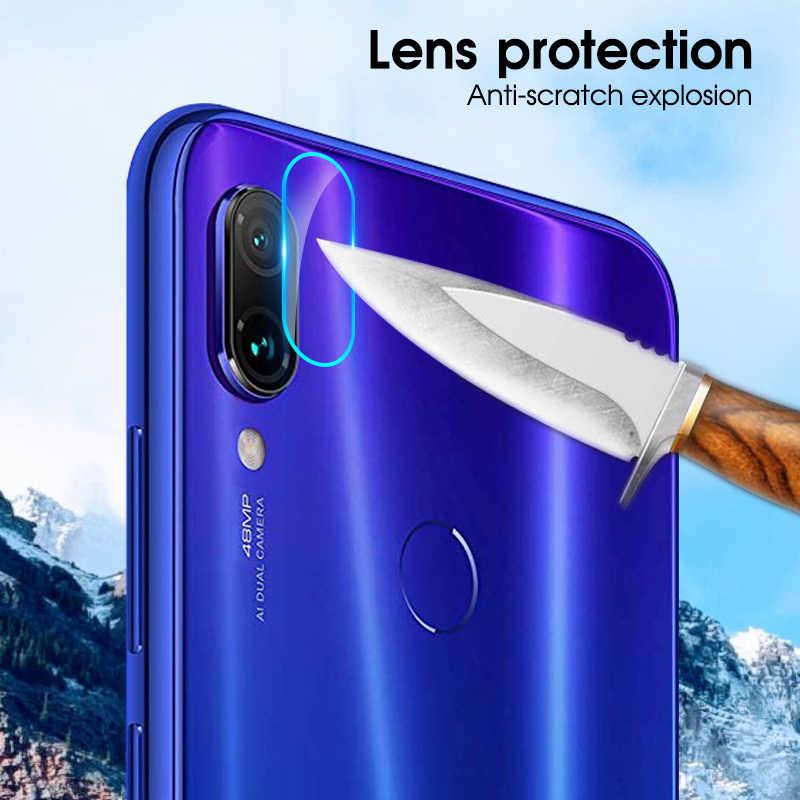 Bảo Vệ Camera Cho Redmi 6 6A 8 4A 5 Plus Bảo Vệ Ống Kính Trên Nồi Cơm Điện Từ Redmi Note 4X 5 6 7 Note 8 PRO Tấm Bảo Vệ Màn Hình