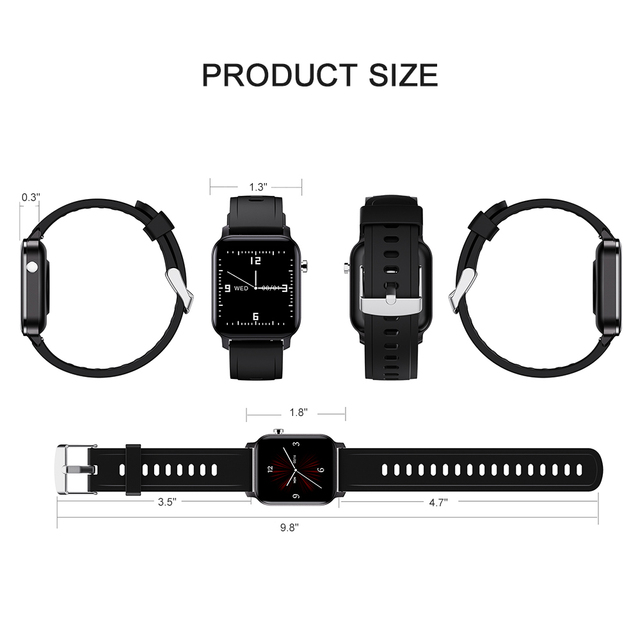 New Smart Watch men Women Electronics Smart for Android iOS Watches Smart Band Waterproof Smartwatch for xiaomi huawei 5