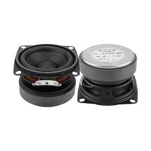Image 3 - AIYIMA 2 pièces 53mm Audio haut parleurs portables gamme complète 4 ohms 15 W haut parleur bricolage son Mini haut parleur pour Home cinéma