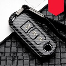 Glossy Carbon fiber ABS Car Remote Key Case Fob Cover For Mazda 2 3 6 Atenza Axela CX-5 CX5 CX 5 CX-7 CX-9 2015 2016 2017 2018