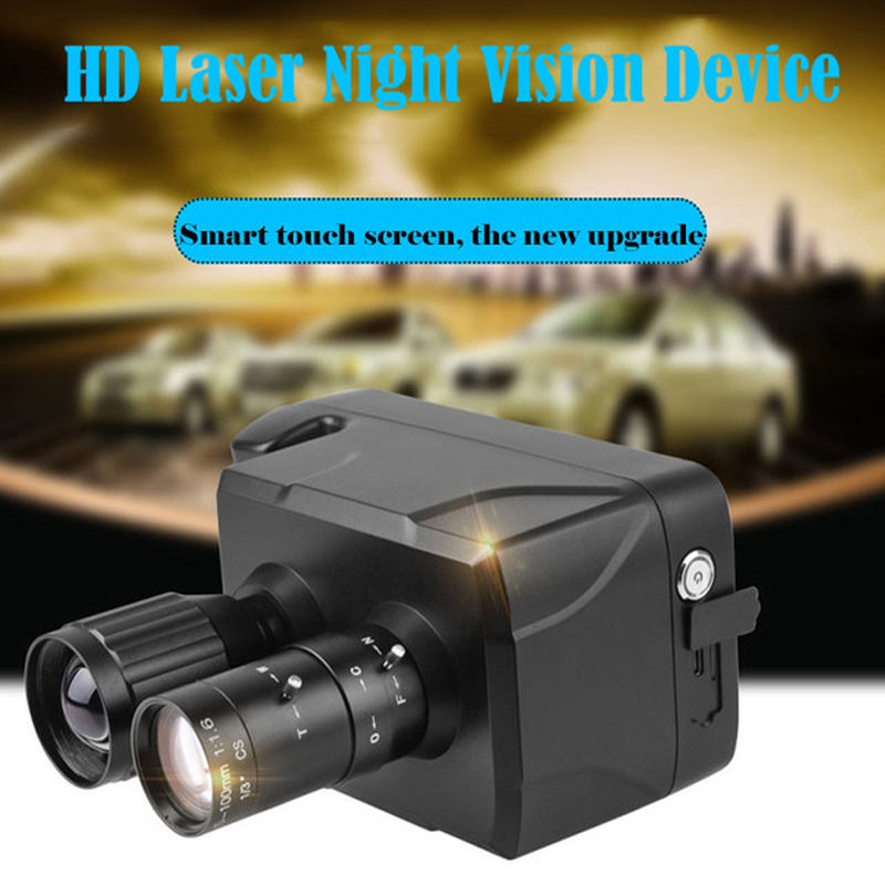 Laser Night Vision Intelligent Touch Screen Edition Photo Video During the Day and Night can be used to hunt infrared telescope