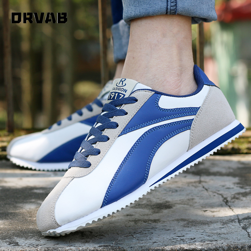 Fashion Shoes Men Tenis Masculino Brand Breathable Men Sneakers Casual Soft Comfortable Non-slip Male Footwear Zapatos De Hombre