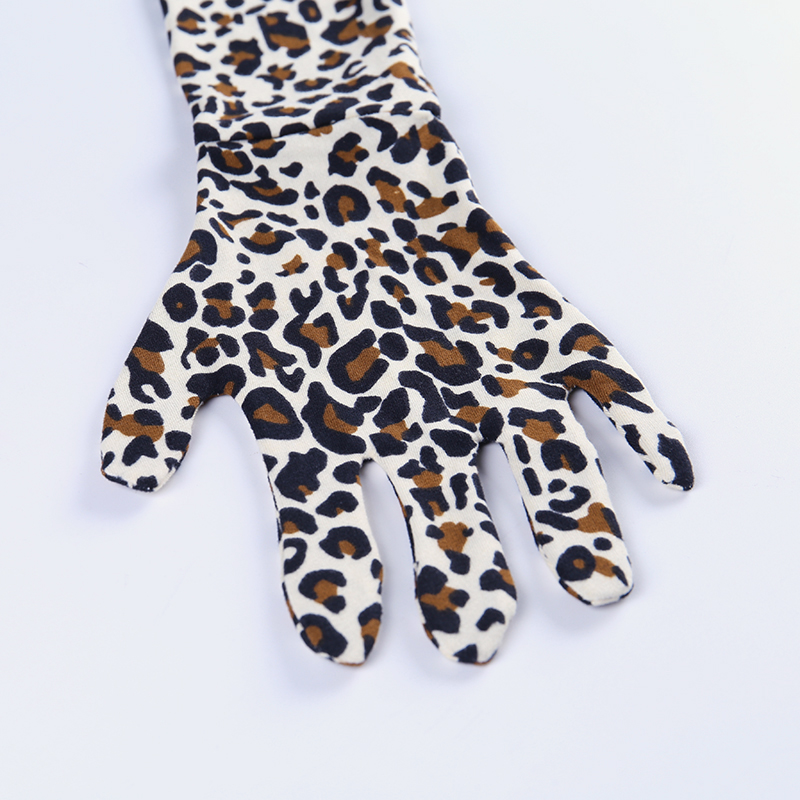 H23db449f2c0f4cf6ae63445c552adf48R - WannaThis Autumn Winter Leopard Print Bodysuit for Women Sexy Bodycon Skinny Elastic Turtleneck Long Sleeve Gloves Sexy jumpsuit