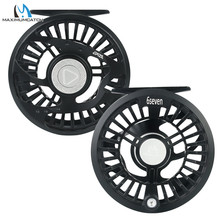 Maximumcatch GAZE 4-7wt Trout Light Weight Fly Fishing Reel with Waterproof Sealed Drag Fly Reel