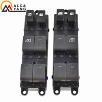 Malcayang Master Electric Power Window Switch 25401-EA003 닛산 프론티어 용 2005 2006 2007 2008-2011 Xterra 2005 2006 2007