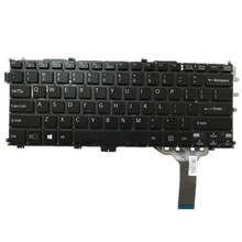 Laptop Keyboard SONY for Svp11/Svp11213cxb/Svp11213cxs/.. Black US