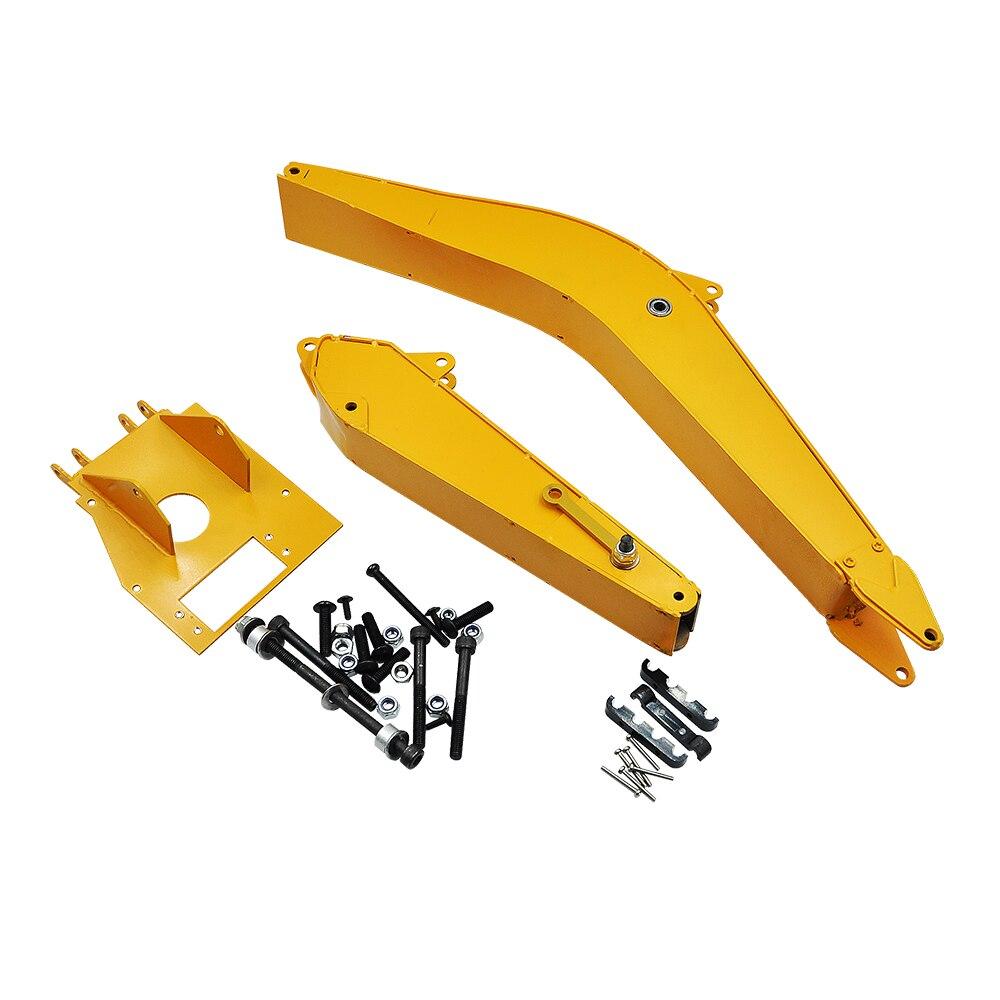 Metall Dichtung für HUINA 580 1//14 23 Kanäle RC Bagger Rotation Upgrade Teile