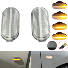 Dynamic Side Marker LED Turn Signal Sequential Light For Nissan 350Z Z33 Frontier D40 Cube Z11 Latio C11 Xterra Pathfinder R51