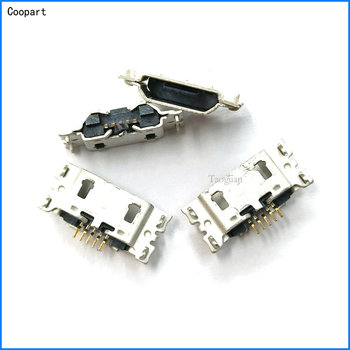 2pcs/lot Coopart New USB Charging Port charger Dock for Asus ZenFone Go TV ZB551KL X013D ZB452KL X014D image