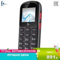 Mobile Phones F+ Ezzy1 Black cellular phone cellphone Ezzy 1 1.77'' 128x160 32MB RAM 0.08Mpix 2 Sim Micro USB 800mAh 800 mAh