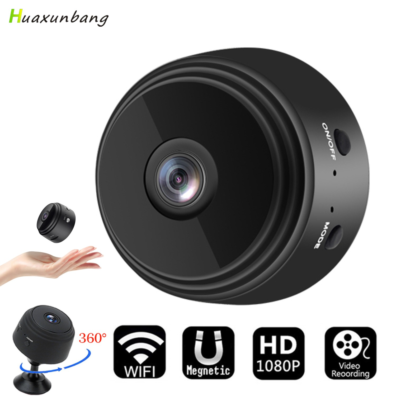 Mini Wifi Camera IP Security Surveillance Night Vision Kamera 1080P HD Video Record Camcorder Home Outdoor Indoor Micro DVR CAM