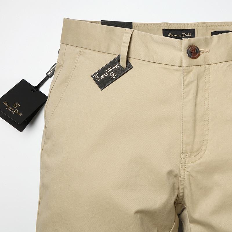 2019 Spring And Autumn New Style Men Pure Cotton Casual Pants Pencil Pants Slim Fit Men's Trousers Twill Casual Pants Khaki Pant