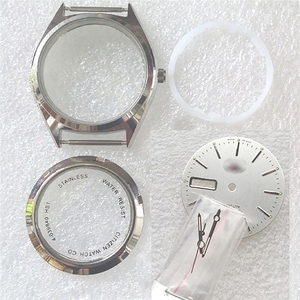 Image 3 - 36ミリメートル腕時計ケース腕時計ダイヤル修理キット8200時計ムーブメントアクセサリー