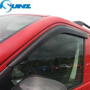 Image 3 - Per Volkswagen VW PASSAT 2006 2010 Window Visor deflettore guard per VW PASSAT 2006 2007 2008 2009 2010 BERLINA accessori SUNZ