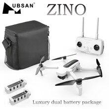 Hubsan Zino H117S Quadcopter Drone 4K Camera GPS WIFI FPV + Double Battery