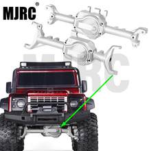 GRC TRX4 G2 дикая металлическая ось CNC Основной мост версия integrated Ackerman gax0121ae TRX-4 #82056-4 Bronco Defender(China)