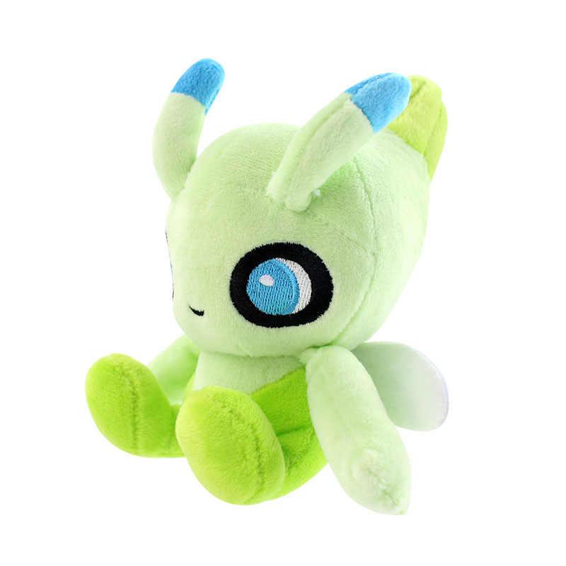 15cm anime celebi brinquedos de pelúcia animais de pelúcia dos desenhos animados bonecas crianças brinquedo do bebê melhores presentes para crianças