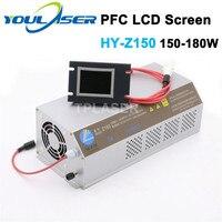 레이저 조각 기계 130-150 w co2 레이저 튜브에 대 한 z150 pfc 기능 co2 레이저 전원 공급 장치