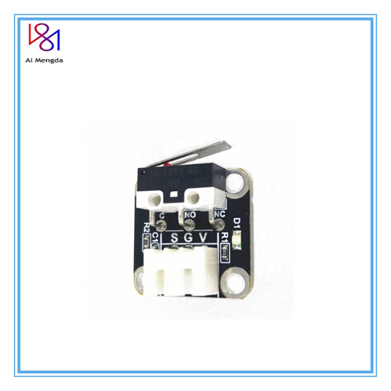 3D Printer X//Y//Z Axis End Stop Limit Switch 3Pin N//O N//C Control Micro Switch