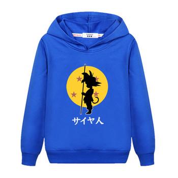 Aimi Lakana bluzy z kapturem dla nastolatków Anime bluza z długim rękawem dla dzieci bluza z nadrukiem chłopięca kurtka i płaszcz tanie i dobre opinie CN (pochodzenie) Na co dzień COTTON Dobrze pasuje do rozmiaru wybierz swój normalny rozmiar Drukuj REGULAR Chłopcy Pełne