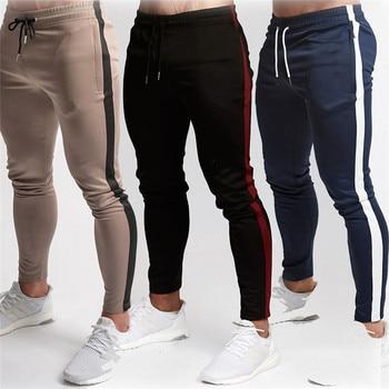 Men Pants Slim Fit Sports Running Sweatpants Men's Pants Sweat Sport Jogging Mens Pants Vq Fitness Pants For Man Joggers Skinny