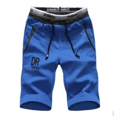 ZNG 2020 NEW Summer Men's Casual Shorts Knitwear Men's Sport Shorts