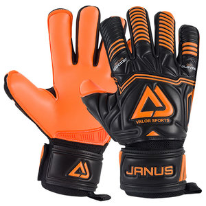 Image 2 - Men Goalkeeper Gloves Finger & Wrist Protection Double Sided Thickened 4mm Latex Soccer Goalie Gloves Football Goalkeeper Gloves