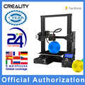 Creality 3D Новый Ender 3 / Ender-3 PRO DIY 3D принтер drucker impresora 3D самостоятельная сборка 220*220*250 мм MeanWell Power в наличии