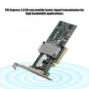 Image 5 - IBM M5015 Array Card Megaraid 9260 8i SATA / SAS Controller RAID 6G PCIe x8 for LSI 46M0851 Server Array