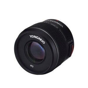 Image 2 - YONGNUO YN42.5mm F1.7M Large Aperture AF MF Lens Standard Prime Lens for Olympus E M5 Mark II III E PL9 PEN F