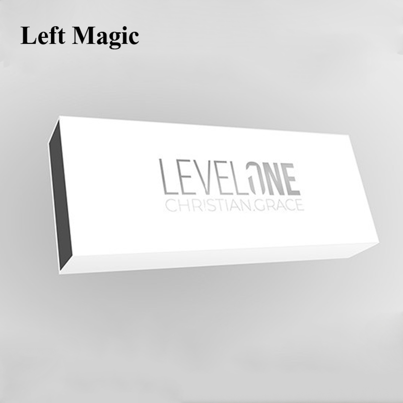 Level One (Gimmicks And Online Instructions) By Christian Grace Card Magic Tricks Illusions Close Up Magic Magician Decks Fun