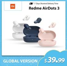 Xiaomi Redmi AirDots 3 TWS บลูทูธไร้สาย5.2หูฟัง Hybrid Vocalism Mi ชุดหูฟังไร้สาย True Wireless CD เสียงระดับคุณภาพ