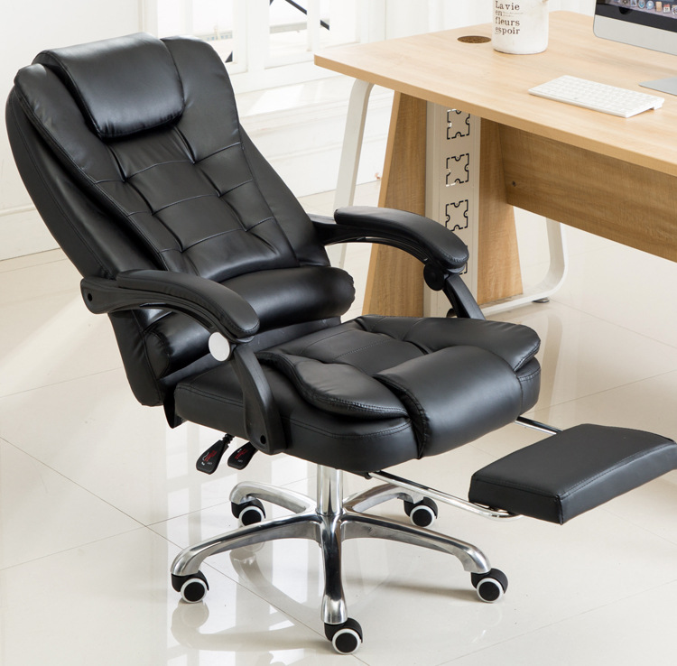 Special Offer Office Chair Computer Boss Chair Ergonomic Chair With Footrest Computer Chair  Russia Can Receive Goods Quickly