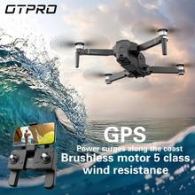 OTPRO WIFI F1 FPV עם 3 ציר Gimbal 1080P 4K מצלמה GPS 28 דקות זמן טיסה RC drone Quadcopter RTF צעצועי מתנה VS FIMI X8 SE A3