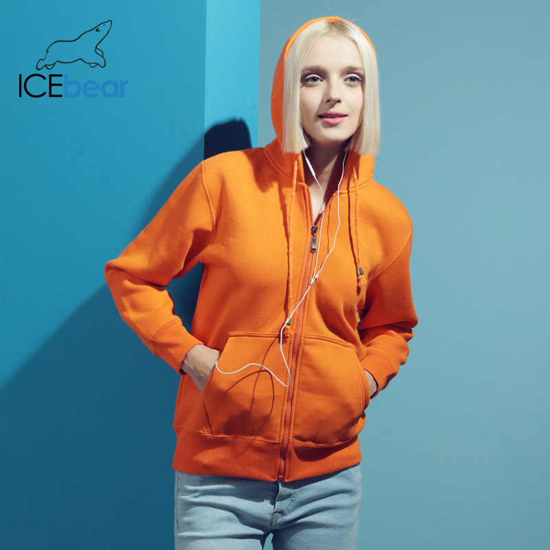 Icebear primavera 2020 nuovo con cappuccio di alta qualità Degli Uomini/Donne Con Cappuccio Felpe Con Cappuccio marchio di abbigliamento 018
